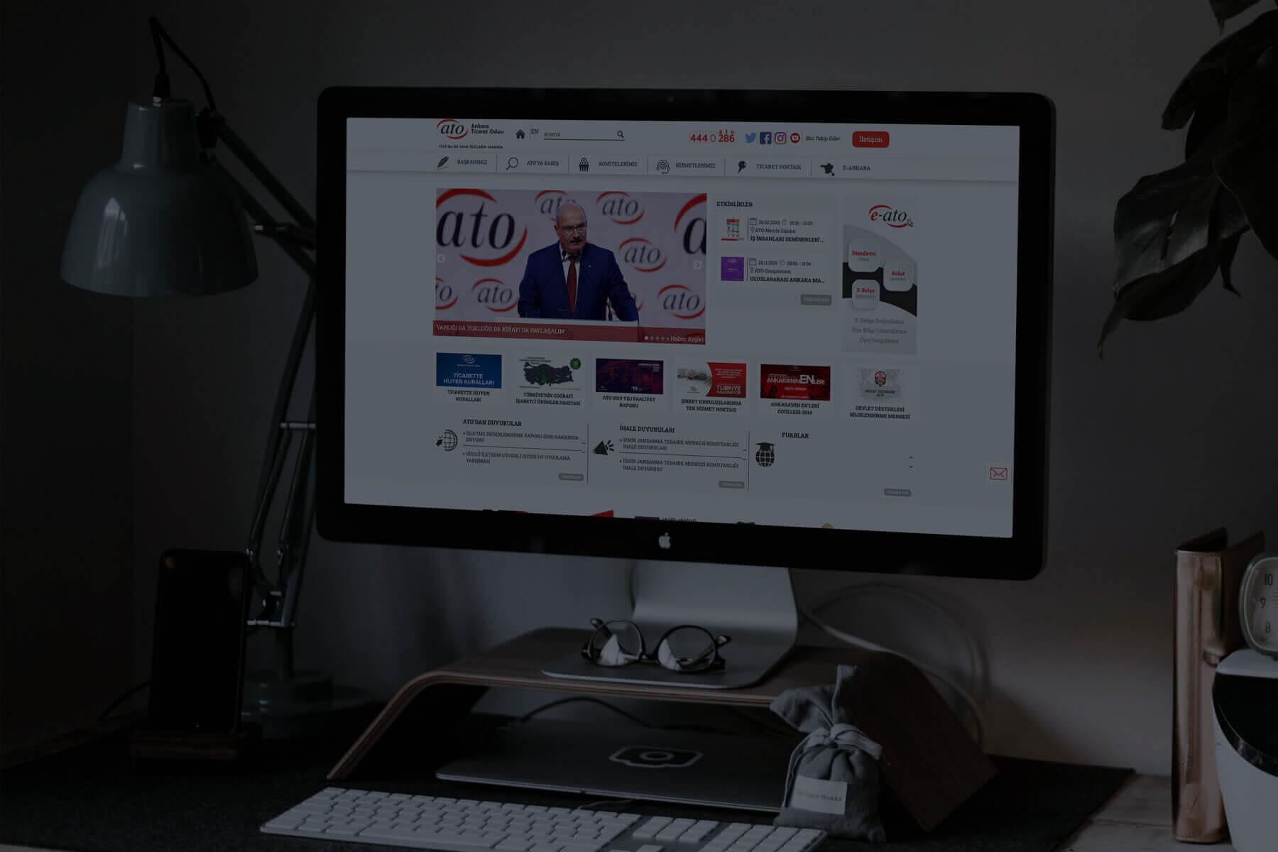 WEB PORTAL YAZILIM